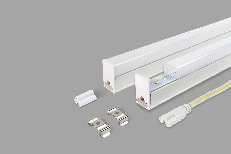 ĐÈN LED TUÝP T5 LIỀN MÁNG 0.6m, 8W (VT5-8-60)
