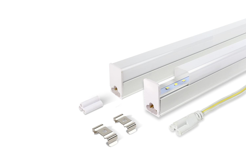ĐÈN LED TUÝP T5 LIỀN MÁNG 0.9m,4W (VT5-12-90)