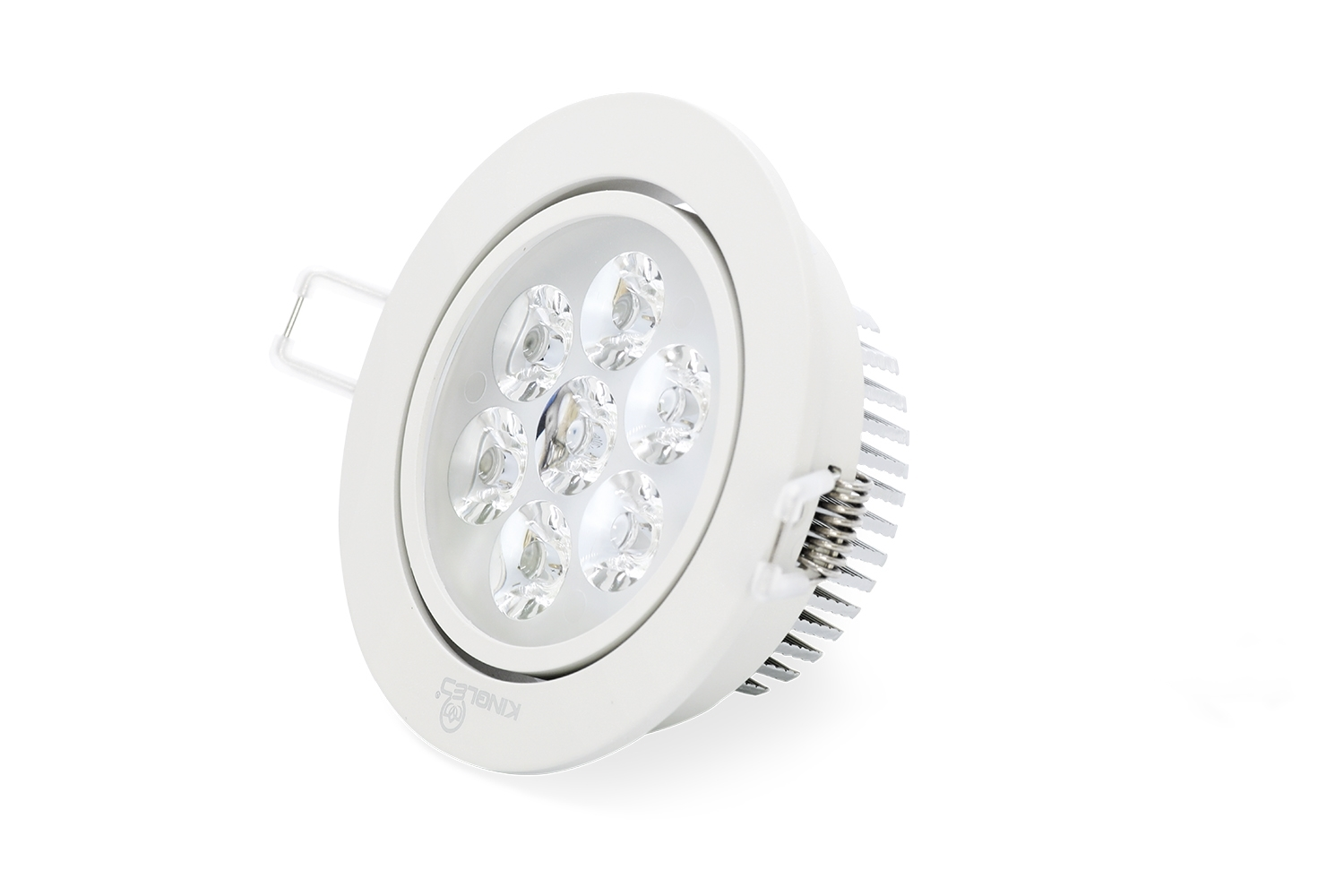 Đèn LED spot light âm trần Kingled DLR-7-T110 series