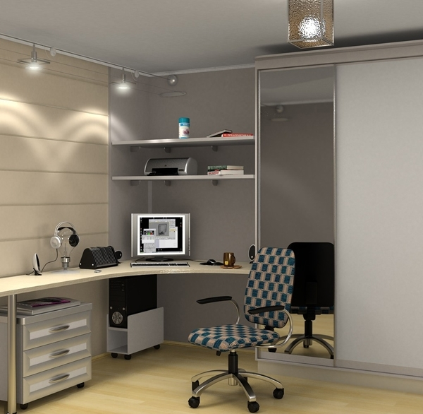 Chọn đèn led hiệu quả cho phòng làm việc tại nhà